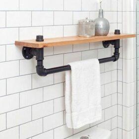 Для ванной и туалета в стиле «Лофт»