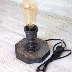Настольная лампа «Simple»